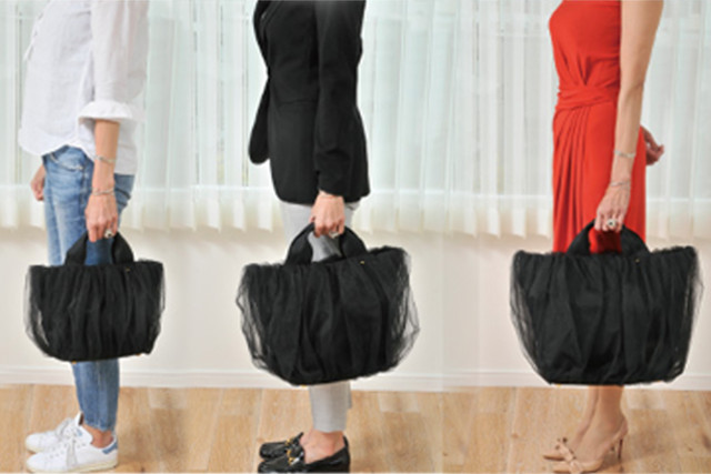 チュールバッグの通販サイト【RUMIMUR】のバッグはマルチアイテムとして人気