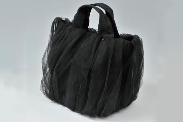 女性の心をグッと掴む【RUMIMUR】のチュールバッグ~値段を超えたエレガントな作りが魅力~